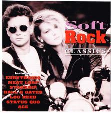 Soft Rock Classics CD - 16 Great Hits - Various Artists