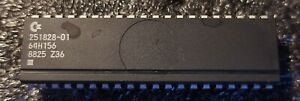 CSG 251828-01 Gate Array Chip  for Commodore Floppy 1541 Drive, working.