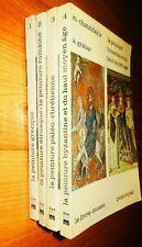 Le Livre_Musée-Peinture étrusque, romaine, byzantine...-4 tomes-1962_1965-LD42