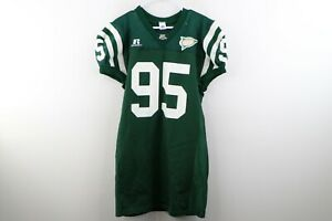 Russell Athletic Ohio University Football Ernie Hodge #95 Game Worn Jersey XL +2