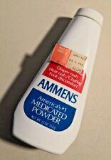 Vintage 1987 New Ammens Medicated Powder 11 oz NOS