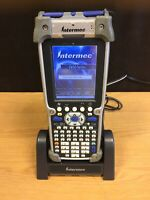 Intermec CK60 Barcode Scanner CK61A813130E0100 With Dock - No Battery