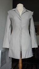 Newport News Easy Style Trench Coat Color Khaki Size 6