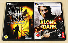 2 pc jeux collection Alone in the Dark 4 5 Inferno New Nightmare Horreur shooter
