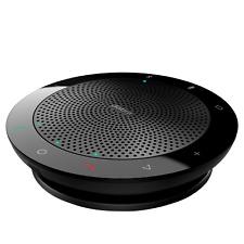 NEW! Jabra Speak 510 MS+ Link 370  Speakerphone Black Usb  Microphone Desktop
