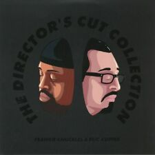 Frankie KNUCKLES/ERIC KUPPER - The Director's Cut Collection (gatefold 2xLP)