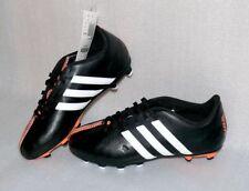 adidas B40159 11 Nova FG J Leder Fußball schuhe Soccer EU 36 US 4 Black White
