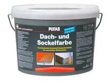 Pufas Dach und Sockelfarbe Schiefer Dachfarbe 5l