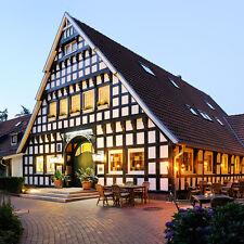 Luxus Wellness Urlaub Hotel Gutschein VILA VITA Burghotel Dinklage Kurzurlaub