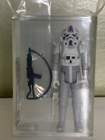 Vintage 1980 Kenner Star Wars AT-AT Driver, HK, Loose Figure Graded AFA 80 NM