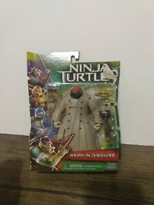 NEW Teenage Mutant Ninja Turtles Movie Raph in Disguise 2014 Movie by Playmates
