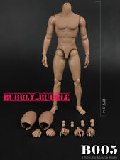 1/6 MUSCULAR Male FIGURE Narrow Shoulder Hot Toys TTM19 Hitfigure SHIP FROM USA