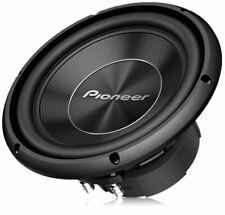 Pioneer TS-A250D4 A-Series 10-Inch 1300-Watts Dual Car Audio Subwoofer
