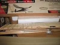"""Korda Powerhouse 33"" Model Kit by Berkeley"