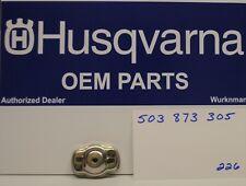 Genuine OEM Husqvarna   Starter Pawl Bridge 503873305 325 128L