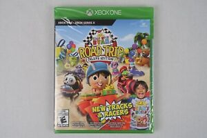Race with Ryan Road Trip Deluxe Edition (Microsoft Xbox One, 2017 ) New Sealed !