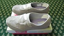 SKECHERS BREATHE EASY TWO-OF-A-KIND RELAXED FIT TAUPE SHOES UK8 / US11 / EU41