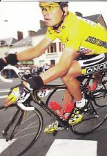CYCLISME  carte cycliste IGOR RIDING TOUR DE FRANCE 2002