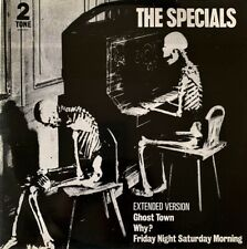"The Specials - Ghost Town (12"") (VG-/VG-)"