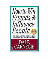 """""""GOOD COND""""  How to Win Friends & Influence People by Dale Carnegie (1990)"""