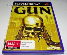 Gun PS2 PAL *Complete*