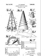 New! 500+ Wideband Antenna Patents on CD-ROM!