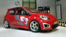 Modellini statici auto Bburago per Renault