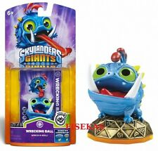 Skylanders Giants WRECKING BALL Figure Card Sticker Web Code 2012 NEW