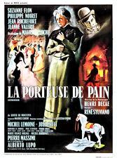 """FILM 16MM SONORE """" LA PORTEUSE DE PAIN """" - NOIRET - ROCHEFORT - FLON"""