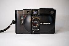 Olympus XA Original Classic Point & Shoot Film Camera f 2.8/35 & Flash