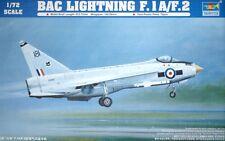 Trumpeter 1/72 BAC Lightning F 1A/F2 RAF 1634