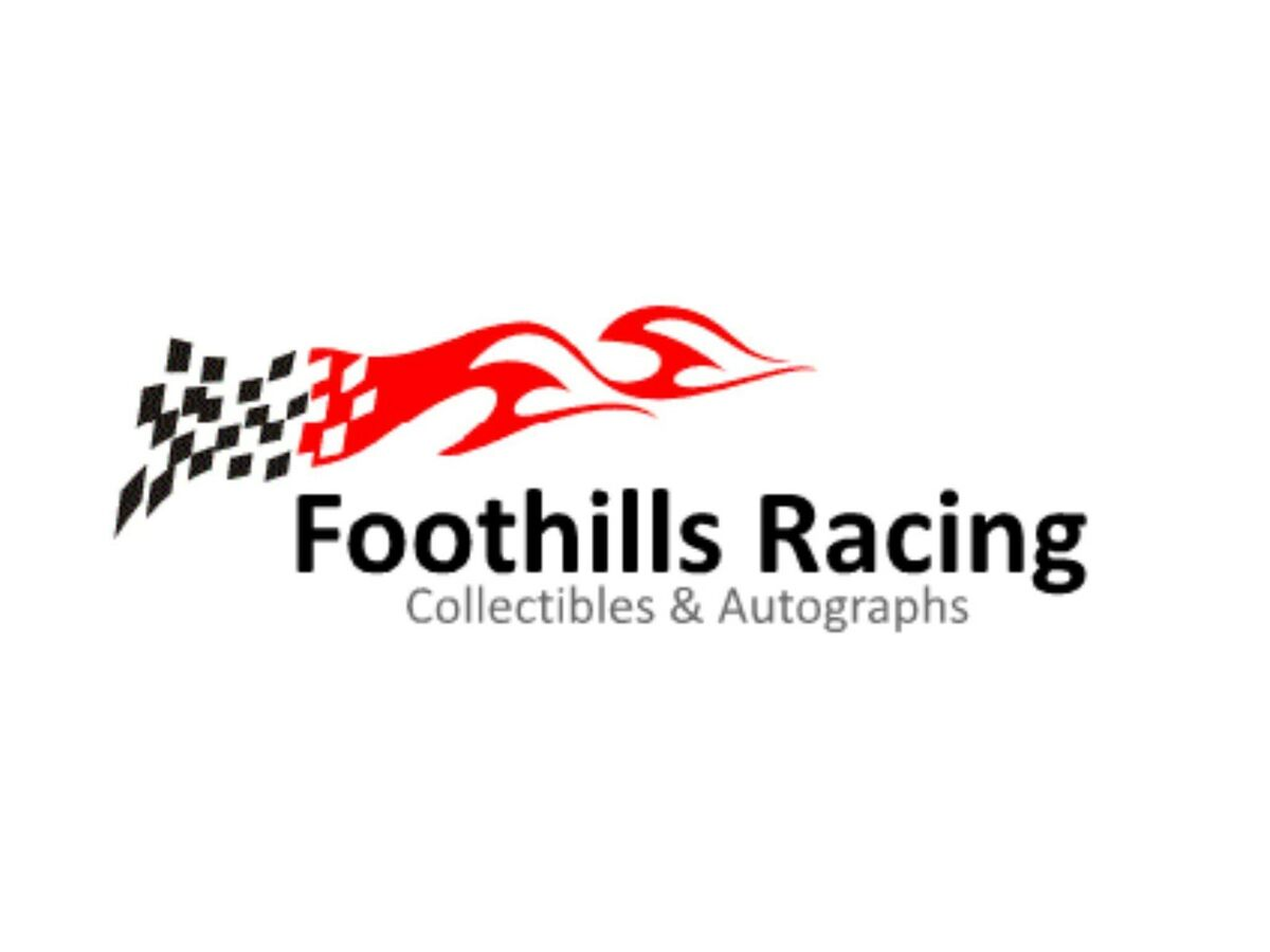 Foothills Racing Collectibles