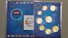 2004 AUSTRIA 8 monete 3,88 EURO fdc autriche Österreich Oostenrijk Австрия