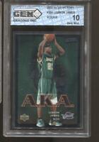 2003 Lebron James Upper Deck Victory A.K.A. #206 Gem Mint 10 RC LA Lakers