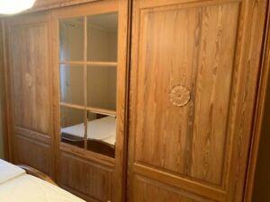Schlafzimmer Komplett Massivholz Gunstig Kaufen Ebay