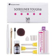 TOKUYAMA Dental Sofreliner Tough Chairside Soft Denture Reline Material