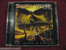 FILTH TRIBE War Crimes In Disguise CD Despite Dissystema Against Empire Wartorn