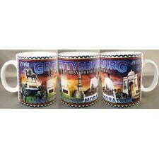 150Th Anniversary Gettysburg Civil War Commemoration Stamp Mug New