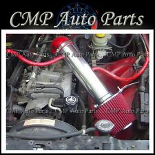 RED 1991-1995 JEEP WRANGLER 2.5L 4-CYL 4.0L 6-CYL  AIR INTAKE KIT SYSTEMS