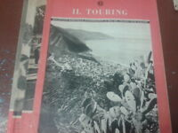 Lotto di 4 riviste - IL TOURING - 1955/1958 - Touring Club italiano