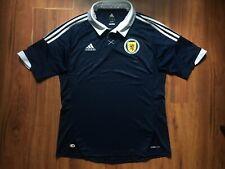SCOTLAND FOOTBALL SHIRT 2012-2014 NATIONAL TEAM JERSEY