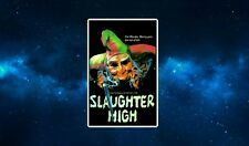 Slaughter High Fridge Magnet, Cult 80's Horror. B Movie