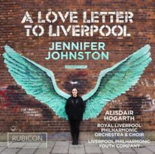 Royal Liverpool Philharmonic Orchestra, Ian Tracey - A Love Brief zu Neue CD