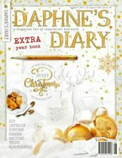 Daphne's Diary Magazine Christmas Special 2019 Issue 8 with Extra Year Book