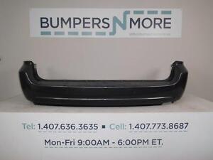 OEM 2004-2010 Toyota Sienna LE/CE/XLE/Limited/XLE Limited w/o Sensor Rear Bumper