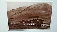The Spittal of Glenshee, Perthshire Real Photo Postcard