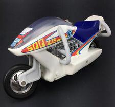 Vtg 1986 Mattel 500 Zs Crotch Rocket Motorcycle Bike Battery Operated Robotech