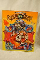 VINTAGE 1998 RINGLING BROS and BARNUM & BAILEY CIRCUS PROGRAM!