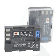 DSTE 2x EN-EL3E Li-ion Battery for Nikon D30 D50 D70 D70S D90 D80 D100 D200 D300