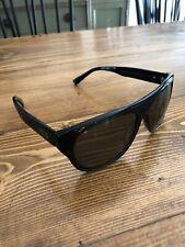 Smith CE Smoke Black Polarized Roundhouse Sunglasses